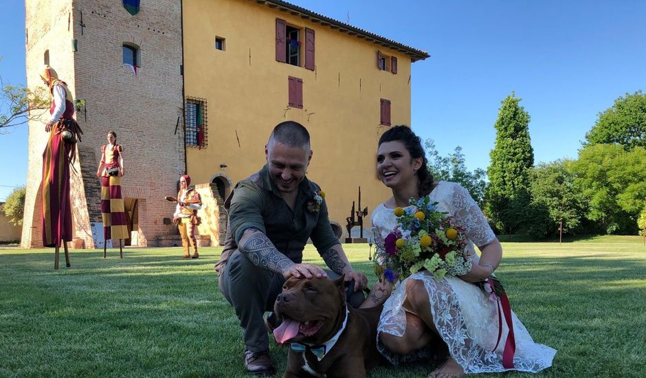 Il matrimonio di Matteo e Noemi a Molinella, Bologna