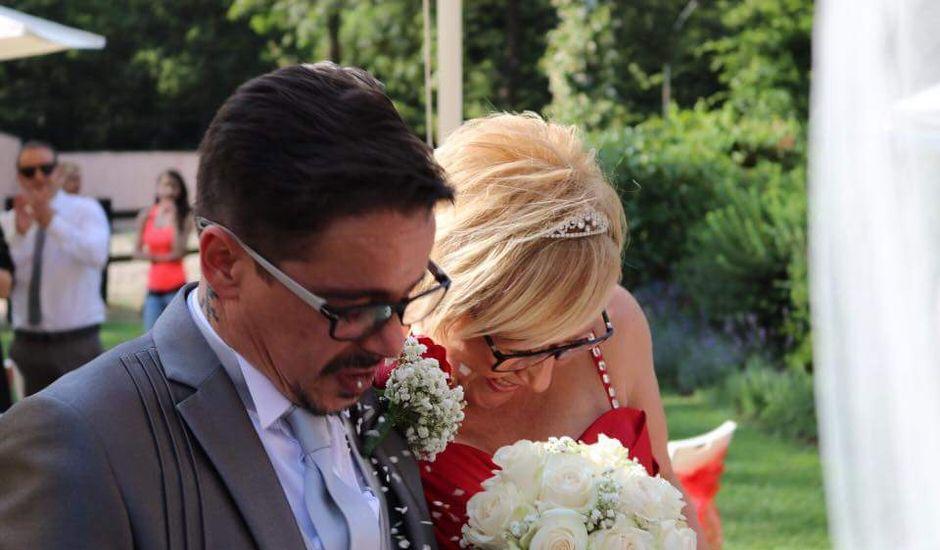 Il matrimonio di Antonio e Anna rita a Galliate, Novara