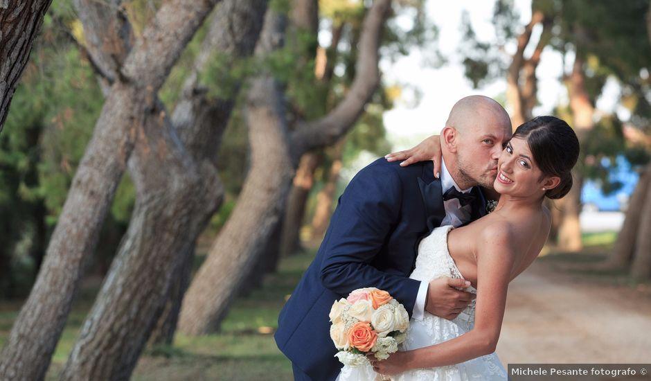 Il matrimonio di Sergio e Fabiana a Foggia, Foggia