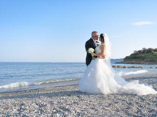 Le nozze di Imma e Gianluca