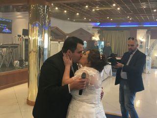 Le nozze di Davide e Sarah 2