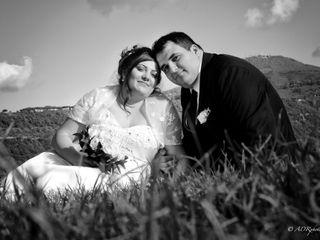 Le nozze di Davide e Sarah