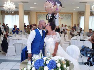 Le nozze di Cristina e Lorenzo 1