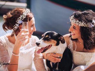 Le nozze di Chiara  e Terri