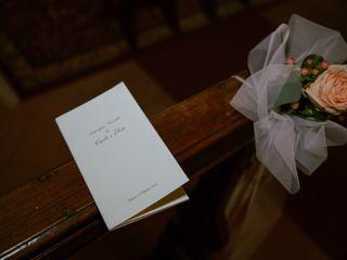 Le nozze di Elisa e Carlo 1