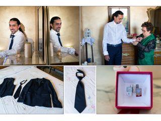 Le nozze di Alessandra e Salvatore 1