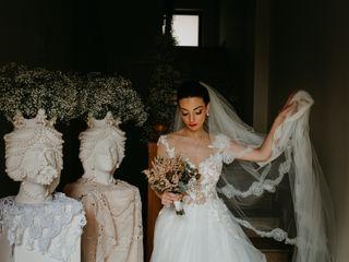 Le nozze di Giuseppe e Daniela