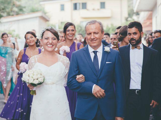 Il matrimonio di Andrea e Alessia a Lamezia Terme, Catanzaro 12