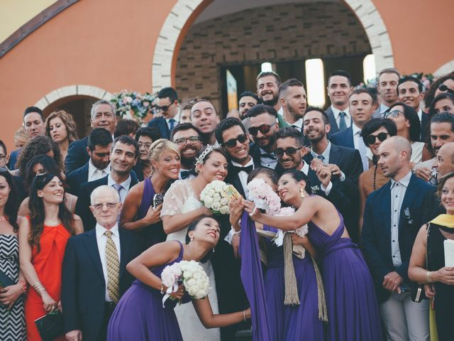 Il matrimonio di Andrea e Alessia a Lamezia Terme, Catanzaro 17