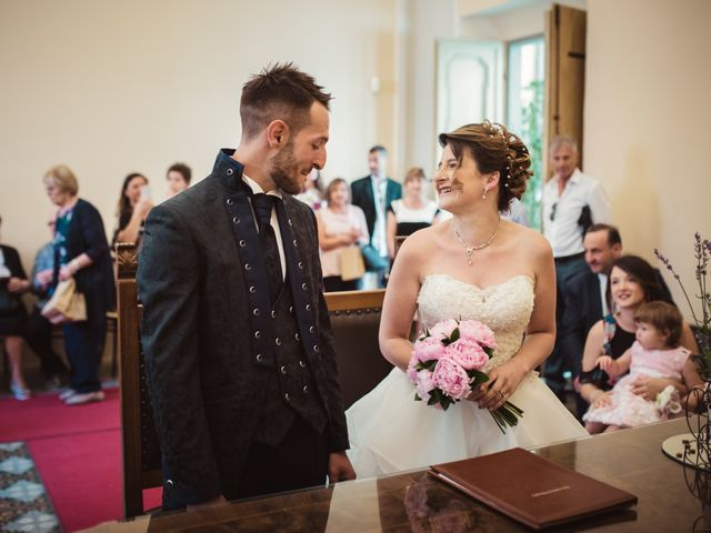 Il matrimonio di Giacomo e Pamela a Pesaro, Pesaro - Urbino 34