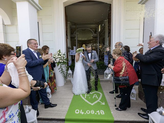 Il matrimonio di Fabio e Adele a Avellino, Avellino 27