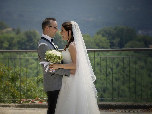 Il matrimonio di Fabio e Adele a Avellino, Avellino 35