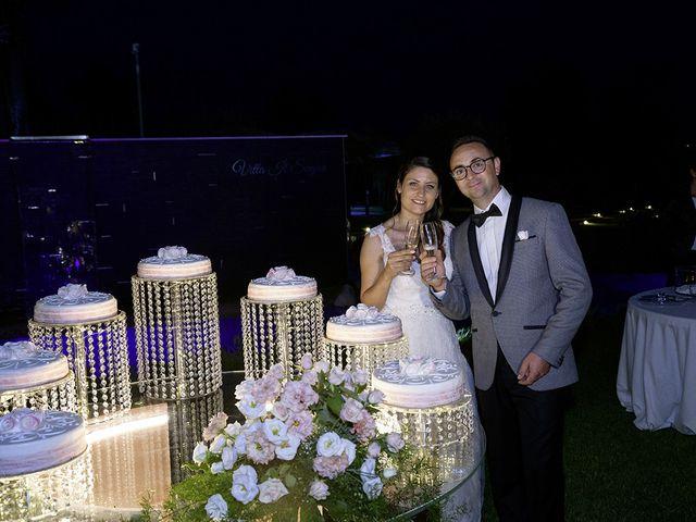 Il matrimonio di Fabio e Adele a Avellino, Avellino 53