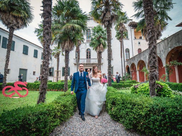 Le nozze di Greta e Luca