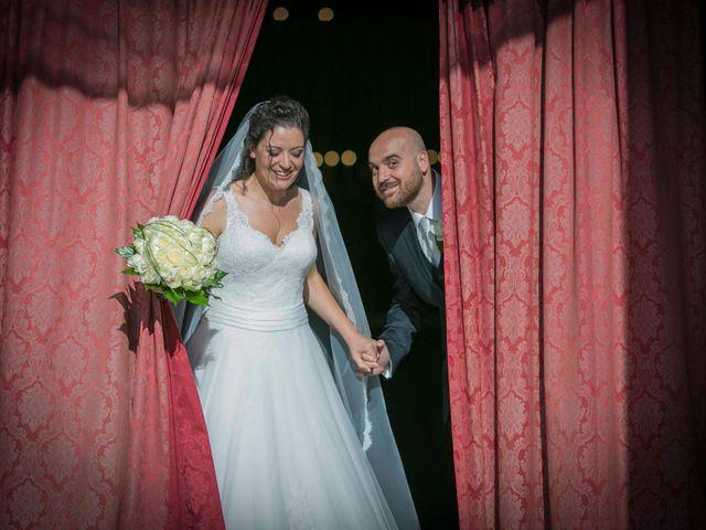 Il matrimonio di Antonio e Rachele a Lucca, Lucca 2