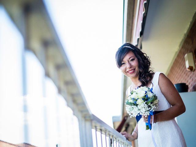 Il matrimonio di Mattia e Luana a Viverone, Biella 14