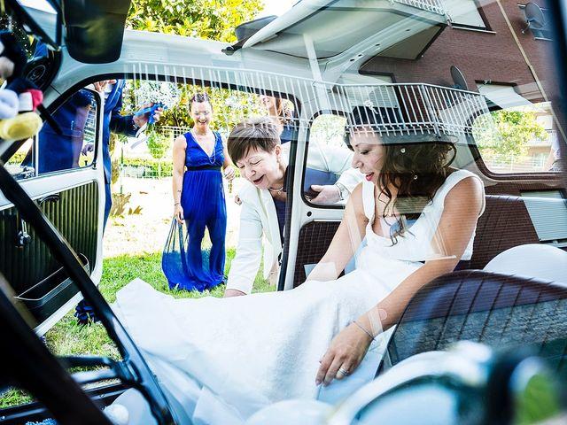Il matrimonio di Mattia e Luana a Viverone, Biella 17