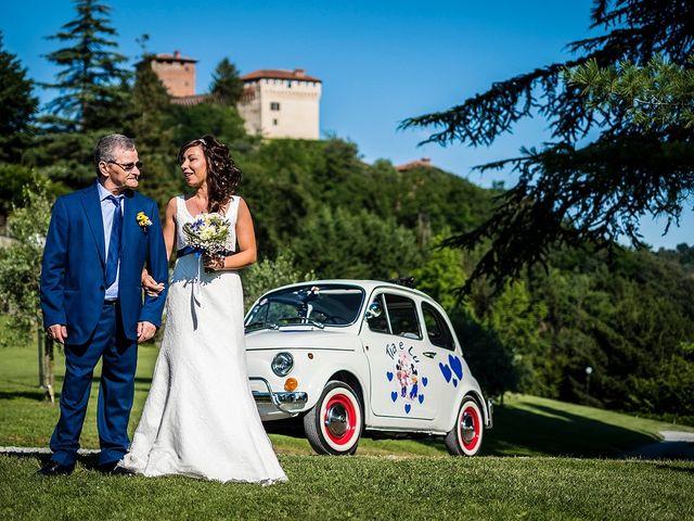 Il matrimonio di Mattia e Luana a Viverone, Biella 23