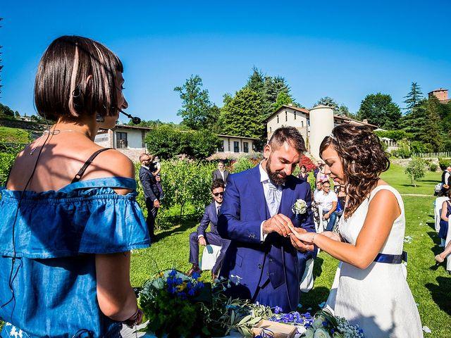 Il matrimonio di Mattia e Luana a Viverone, Biella 27