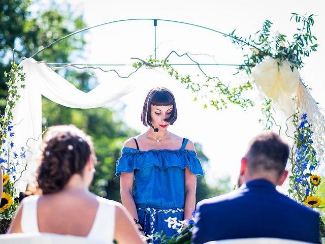 Il matrimonio di Mattia e Luana a Viverone, Biella 28