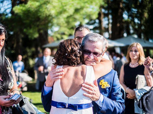 Il matrimonio di Mattia e Luana a Viverone, Biella 31