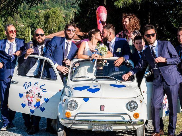 Il matrimonio di Mattia e Luana a Viverone, Biella 32
