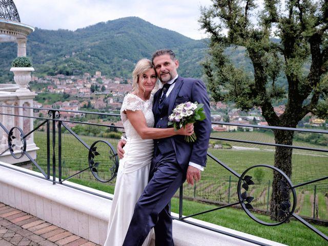 Il matrimonio di Pietro e Romina a Bergamo, Bergamo 17