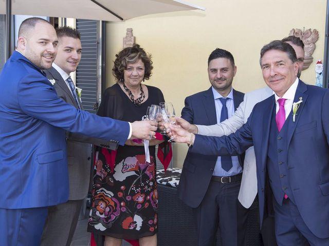 Il matrimonio di Riccardo e Laura a Meda, Monza e Brianza 1