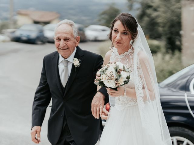 Il matrimonio di Matteo e Lucia a Frosinone, Frosinone 48