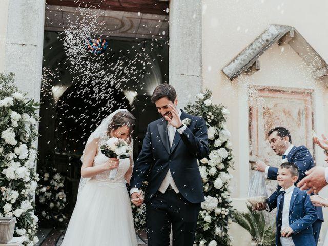 Il matrimonio di Matteo e Lucia a Frosinone, Frosinone 61