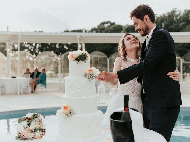 Il matrimonio di Matteo e Lucia a Frosinone, Frosinone 99