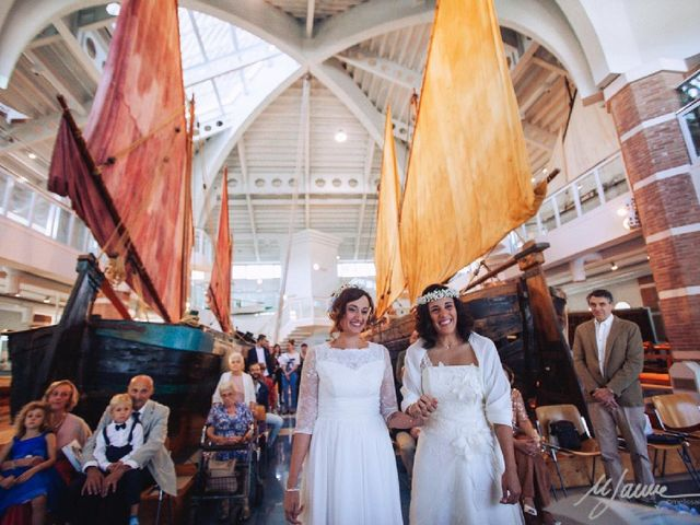 Il matrimonio di Terri  e Chiara  a Cesenatico, Forlì-Cesena 1