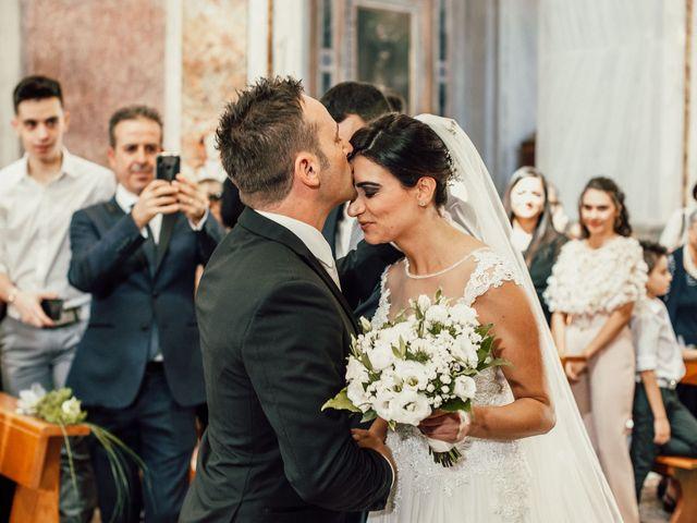 Il matrimonio di Maurizio e Rosangela a Ferrandina, Matera 17