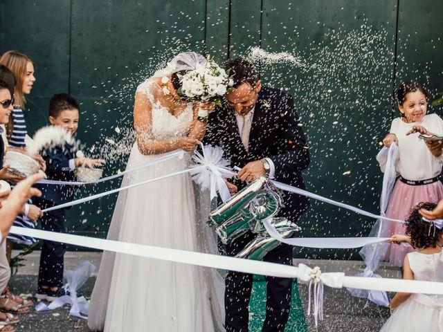 Il matrimonio di Maurizio e Rosangela a Ferrandina, Matera 19