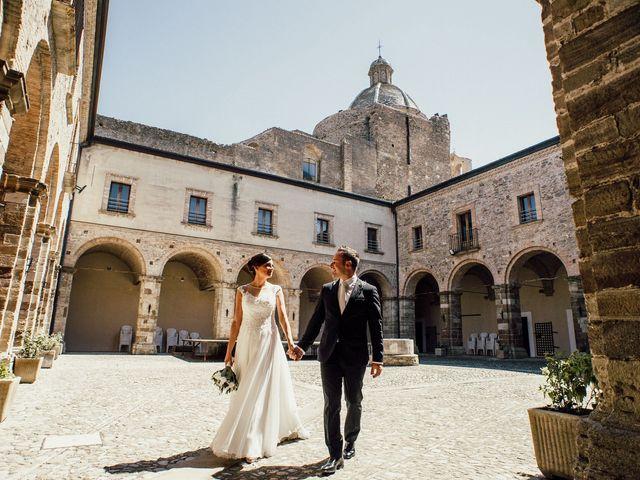 Le nozze di Rosangela e Maurizio