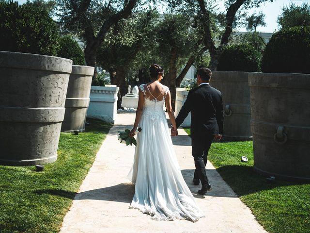 Il matrimonio di Maurizio e Rosangela a Ferrandina, Matera 30