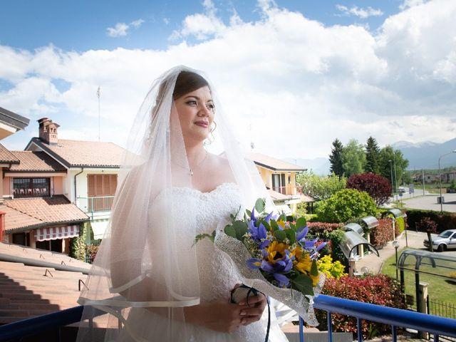 Il matrimonio di Marco  e Michela a Beinette, Cuneo 8