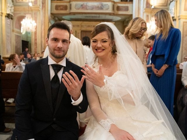 Il matrimonio di Marco  e Michela a Beinette, Cuneo 10