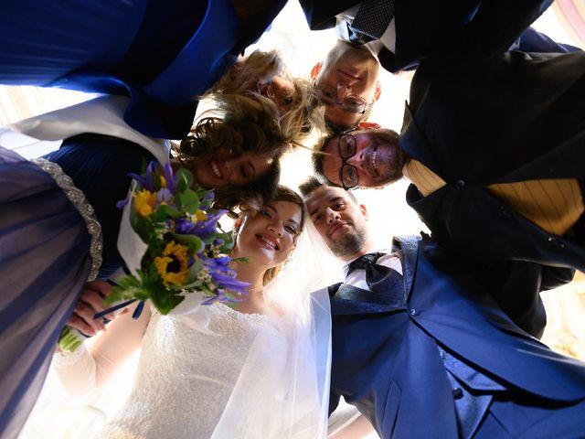 Il matrimonio di Marco  e Michela a Beinette, Cuneo 11