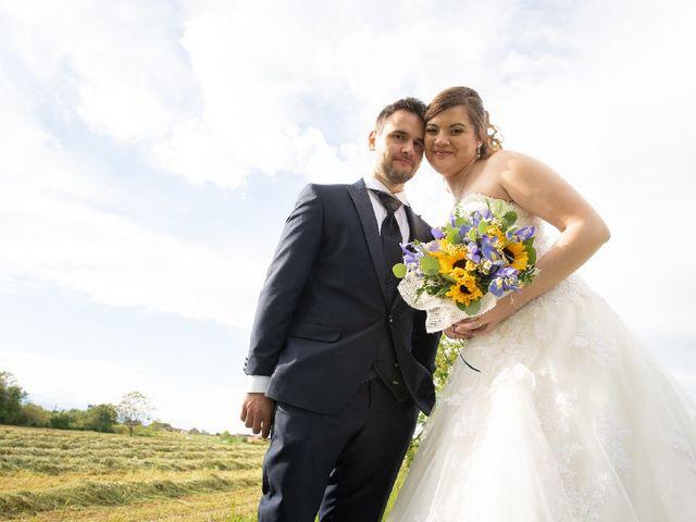 Il matrimonio di Marco  e Michela a Beinette, Cuneo 12