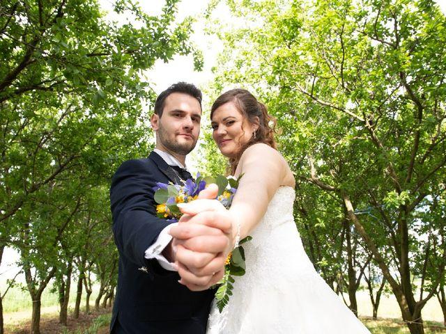 Il matrimonio di Marco  e Michela a Beinette, Cuneo 13
