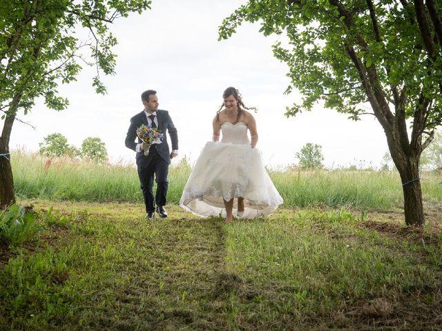 Il matrimonio di Marco  e Michela a Beinette, Cuneo 14
