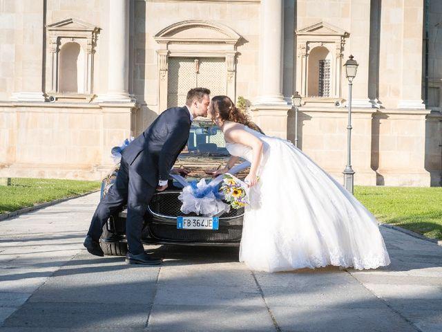 Il matrimonio di Marco  e Michela a Beinette, Cuneo 16