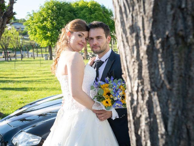 Il matrimonio di Marco  e Michela a Beinette, Cuneo 17