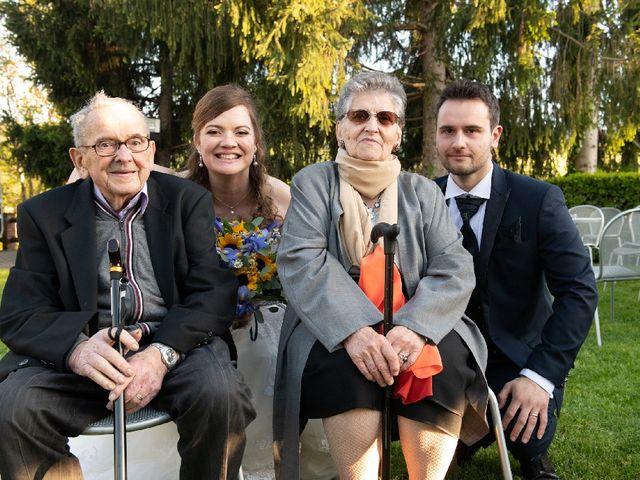 Il matrimonio di Marco  e Michela a Beinette, Cuneo 19