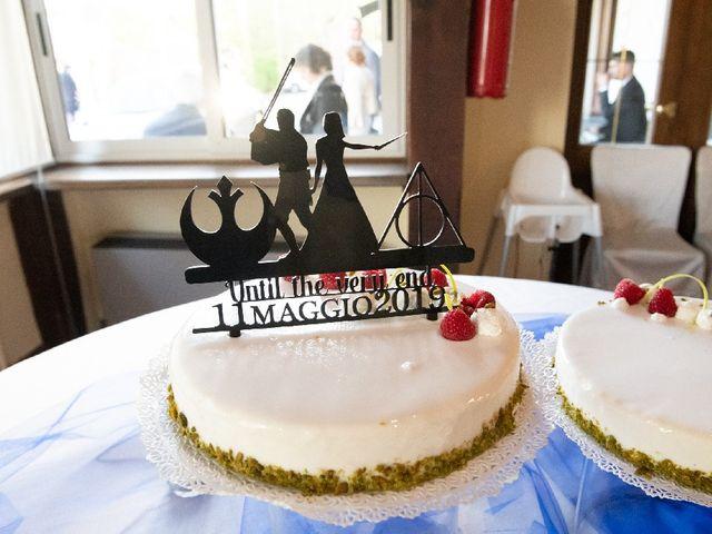 Il matrimonio di Marco  e Michela a Beinette, Cuneo 20
