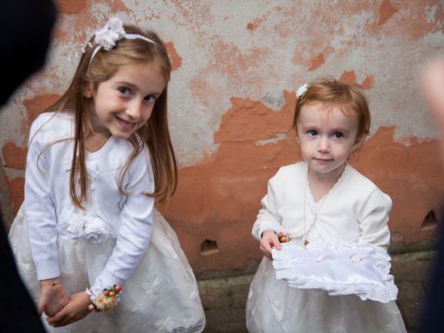 Il matrimonio di Carlo e Elisa a Colorno, Parma 11