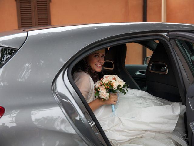 Il matrimonio di Carlo e Elisa a Colorno, Parma 14