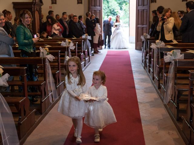 Il matrimonio di Carlo e Elisa a Colorno, Parma 17