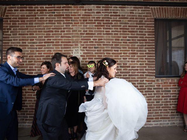 Il matrimonio di Carlo e Elisa a Colorno, Parma 87